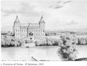Il Valentino, 1831
