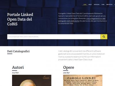 Come effettuare una ricerca dal portale CoBiS LOD: il caso di Dante