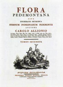 Flora Pedemontana