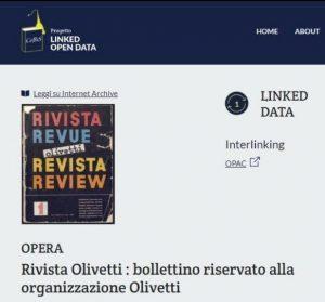 Rivista Olivetti