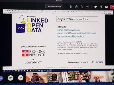 Il progetto CoBiS LOD presentato agli studenti del Master in Digital Humanities