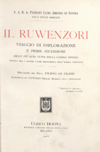 Il Ruenzori